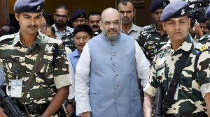 Amit Shah in Kashmir; to review security arrangements