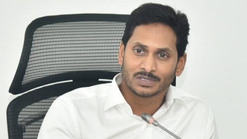 Jagan's big step on his poll promise