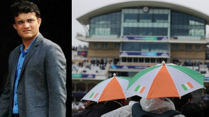 Ganguly's solution to counter English weather at World Cup