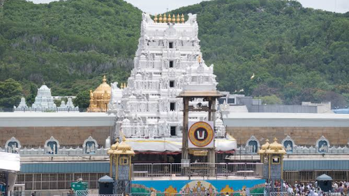 'Private Homam' inside temple by TTD board member sparks controversy