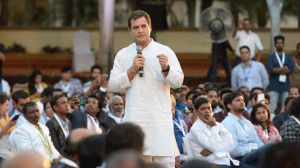 'Modi- Shah live in an imaginary world,' says Rahul Gandhi