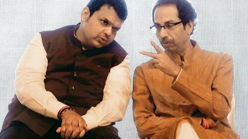 Will BJP blink first? or will Shiv Sena compromise?