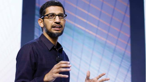 Big move for Sundar Pichai as he is named the new Alphabet CEO