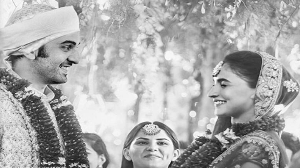 Ranbir Kapoor, Alia Bhatt's 'wedding picture' goes viral..!