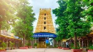 New twist in Srisailam temple's 'religion controversy'