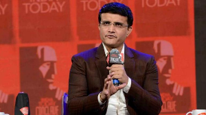 Saurav Ganguly among three Indian commentators for World Cup