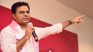 'Chief Minister is ready to fight anyone,' says KTR
