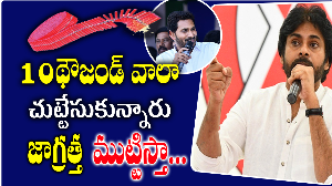 Pawan Kalyan Strong Reaction on Jagan 151 Mlas Overaction