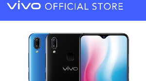 Vivo with Rs. 101 EMI over the offline stores!