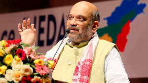 'No illegal immigrant will be allowed in Assam or India,' says Amit Shah