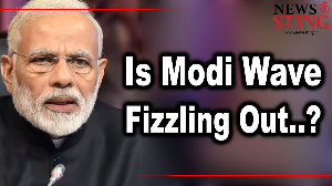 Is Modi Wave Fizzling Out?