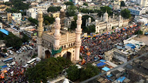'Hyderabad as UT': Is BJP really serious?