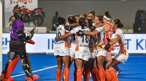 Indian women's hockey team seal their spot for Tokyo Olympics