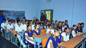 English Medium to be introduced in all govt. schools in AP next year