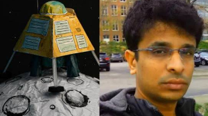 Chennai based techie finds debris of Chandrayaan- 2, NASA applauds his discovery
