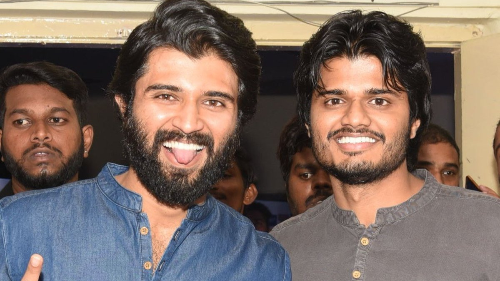 Vijay Devarakonda offers no support to brother Anand
