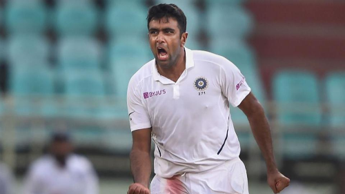 Ashwin needs one wicket to equal Muralitharan's record