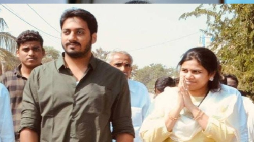 Case registered against ex-minister Akhila Priya's husband