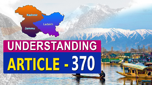 Understanding Article 370