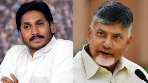 Naidu writes a letter to Jagan, alleges of scam in recruitment