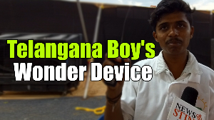 Telangana Boy's Wonder Device