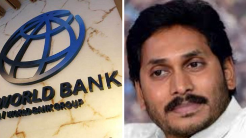 World Bank talks of $1 bn aid but Jagan's release completely misses it..!