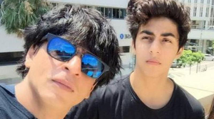 Shahrukh Khan and son Aryan to work together!