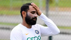 Arrest warrant against Mohammad Shami put on a stay