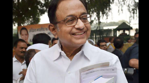 Chidambaram out on bail after 105 days in custody