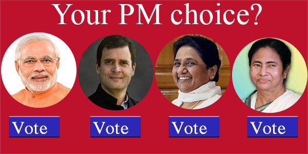 Your PM Choice?