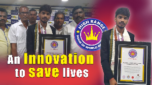 An Innovation to save lives