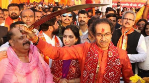 'Law must be enacted on Ram Mandir' says Uddhav Thackrey a day before Parliament begins