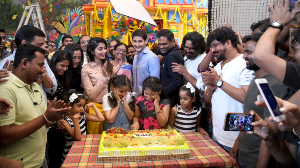 Its a wrap for Maharshi!