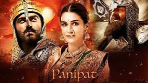 Panipat qualifies in grabbing attention of the movie geeks