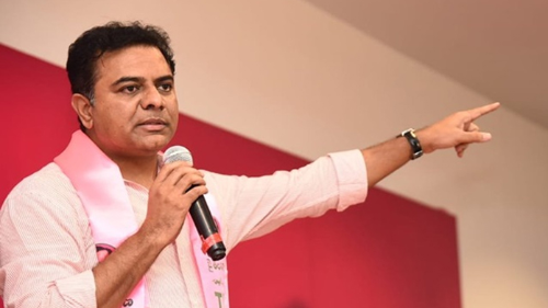 """Politics, religion, nationalism are intertwined in India"": KTR"