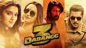 Dabangg 3 is bit dull