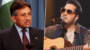 Film body bans Mika Singh for performing in Pakistan for Pervez Musharraf