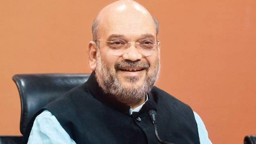 Shah to meet senior BJP leaders on June 13