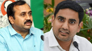 Lokesh barred from review meeting for insulting Jagan