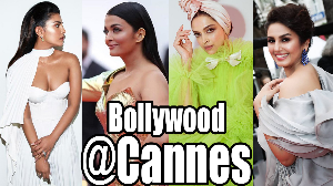 Bollywood Sizzles at Cannes